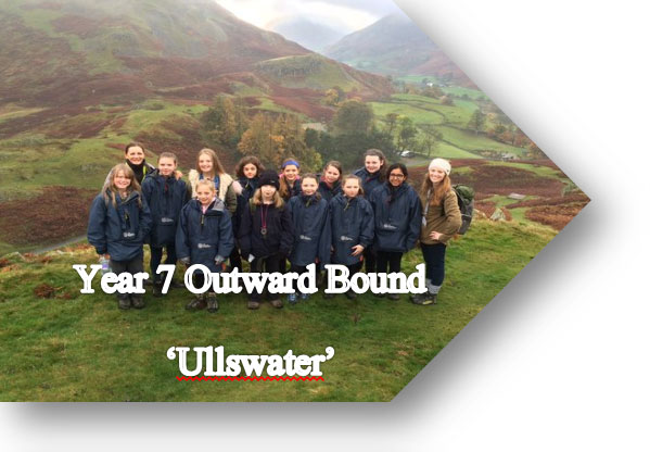 Outward Bound Year 7