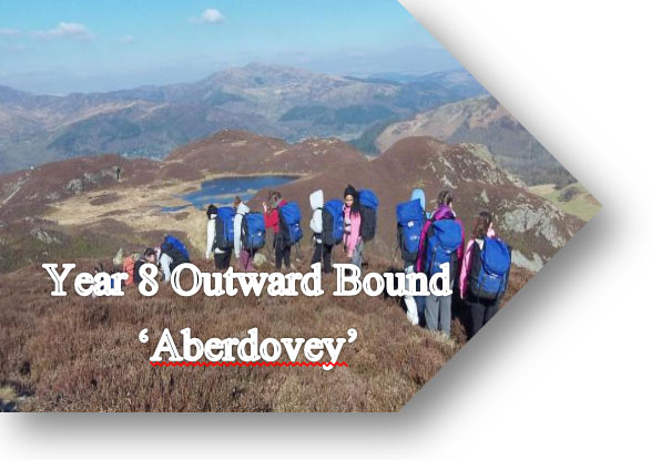 Outward Bound Year 8