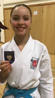 Ellie Costin EKF England Youth Kata Squad.jpg