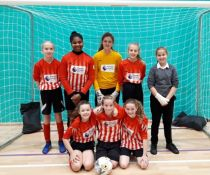 Football Greater Manchester Schools Under 13s Futsal competition. 3rd place.jpg